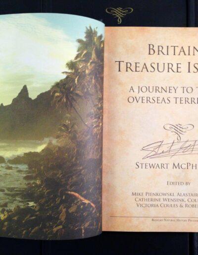 Britains Treasure Islands (4)